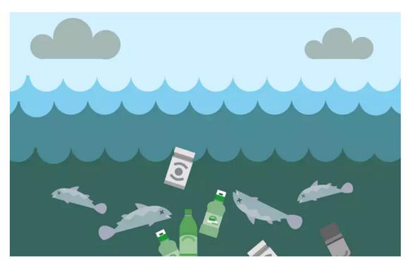 Con số khủng hoảng về rác thải nhựa trên trái đất - Ảnh 1.
