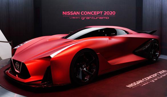 Tokyo Motor Show: Triết lý Nhật đi vào thiết kế xe hơi - Ảnh 5.
