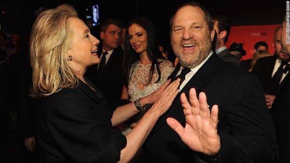Vụ quấy rối đáng kinh tởm của Harvey Weinstein phơi bày mặt trái Hollywood - Ảnh 7.