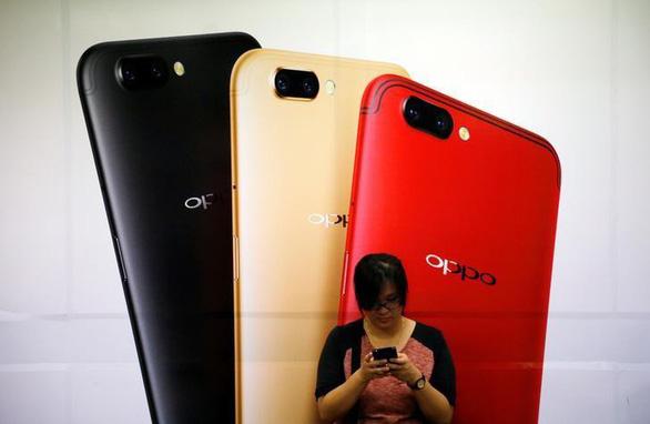 Gặp khó trong nước, điện thoại Trung Quốc vươn sang Đông Nam Á - Ảnh 2.