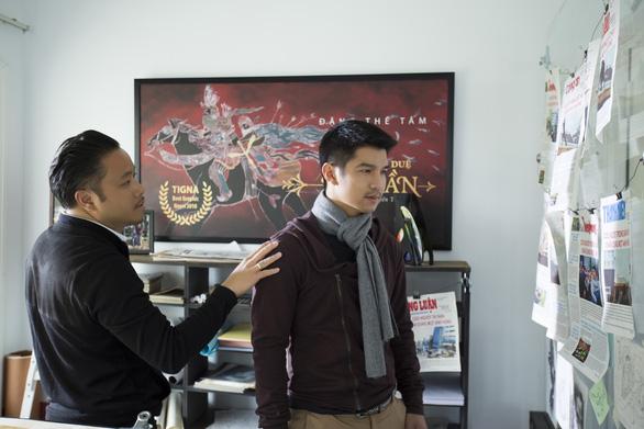 Phim mới của Victor Vũ hé lộ ý tưởng từ ca ghép đầu đầu tiên - Ảnh 10.