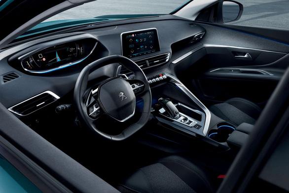 Peugeot 5008 - SUV 7 chỗ thế hệ mới đến VN - Ảnh 4.