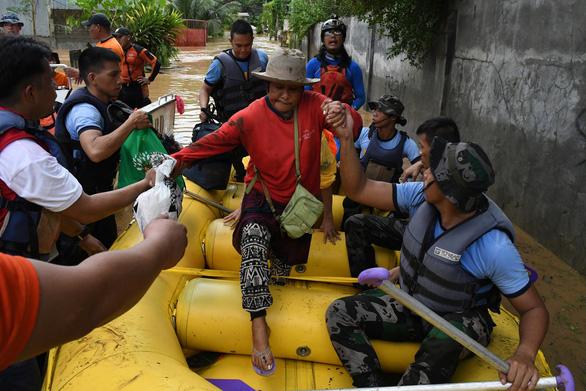 Hơn 100 người thiệt mạng vì bão Tembin ở Philippines - Ảnh 3.