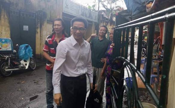 Phó thủ tướng Vũ Đức Đam bất ngờ thị sát Hãng phim truyện Việt Nam - Ảnh 5.