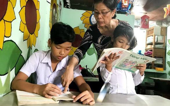 Phòng trọ tiểu học của cô giáo Ánh - Ảnh 1.