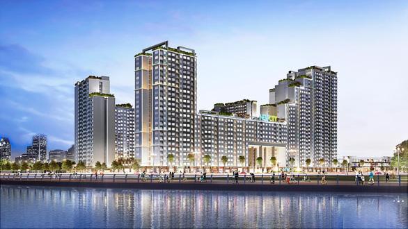 New City - thành phố xanh trong lòng thành phố - Ảnh 2.