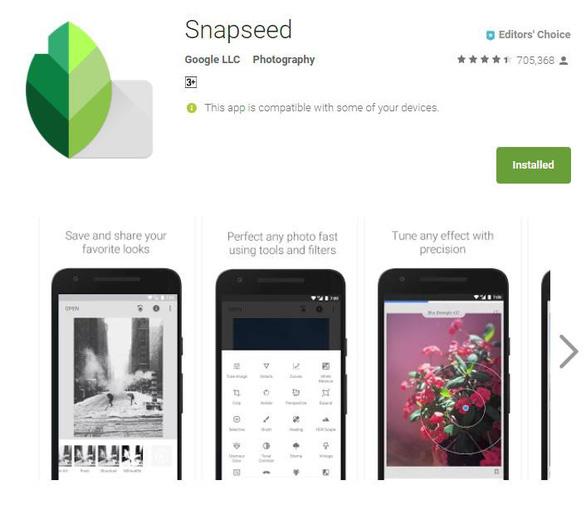 5 ứng dụng chỉnh sửa ảnh miễn phí tốt nhất trên Android và iOS - Ảnh 1.