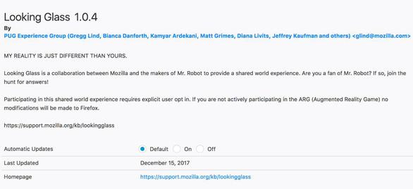 Mozilla tự cài đặt plug-in mới vào Firefox khiến người dùng lo lắng - Ảnh 1.