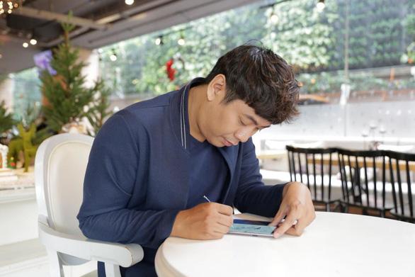 Galaxy Note FE: người tình thông minh của giới quảng cáo sáng tạo - Ảnh 2.