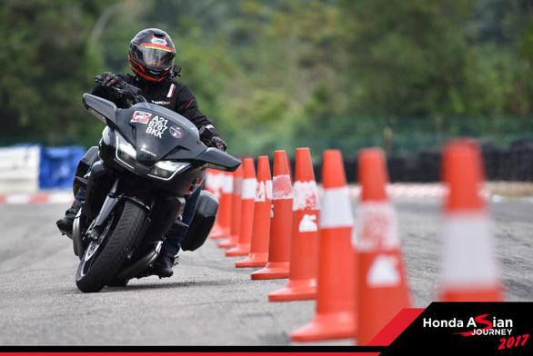 Honda Việt Nam tham gia hành trình châu Á Honda Asian Journey 2017 - Ảnh 3.