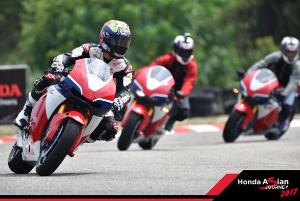 Honda Việt Nam tham gia hành trình châu Á Honda Asian Journey 2017 - Ảnh 4.