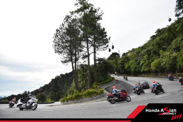 Honda Việt Nam tham gia hành trình châu Á Honda Asian Journey 2017 - Ảnh 6.