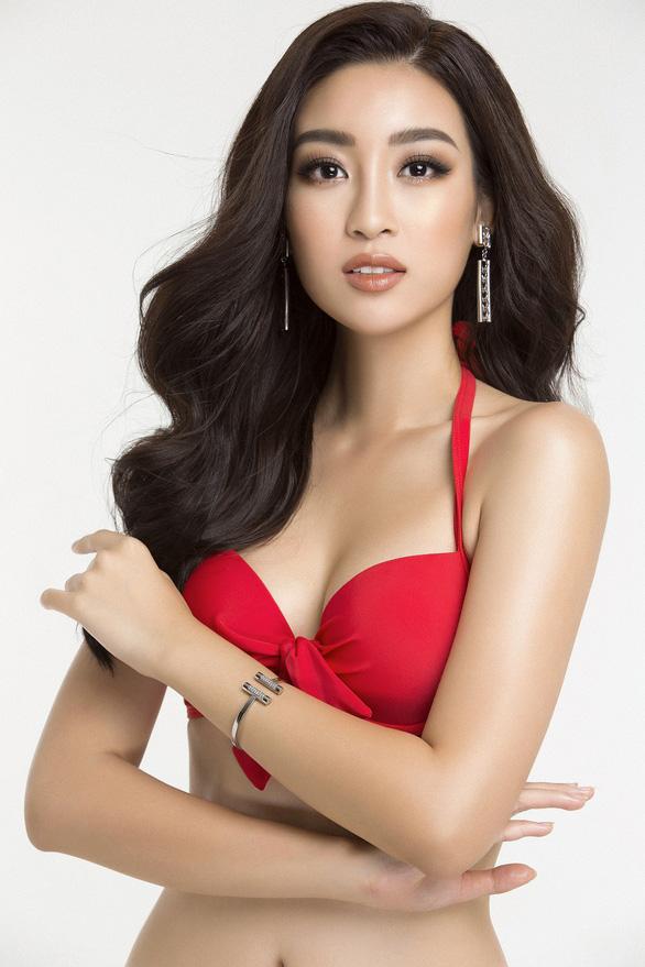 Hoa hậu Mỹ Linh tung ảnh bikini nóng bỏng - Ảnh 5.