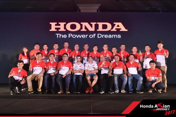 Honda Việt Nam tham gia hành trình châu Á Honda Asian Journey 2017 - Ảnh 8.