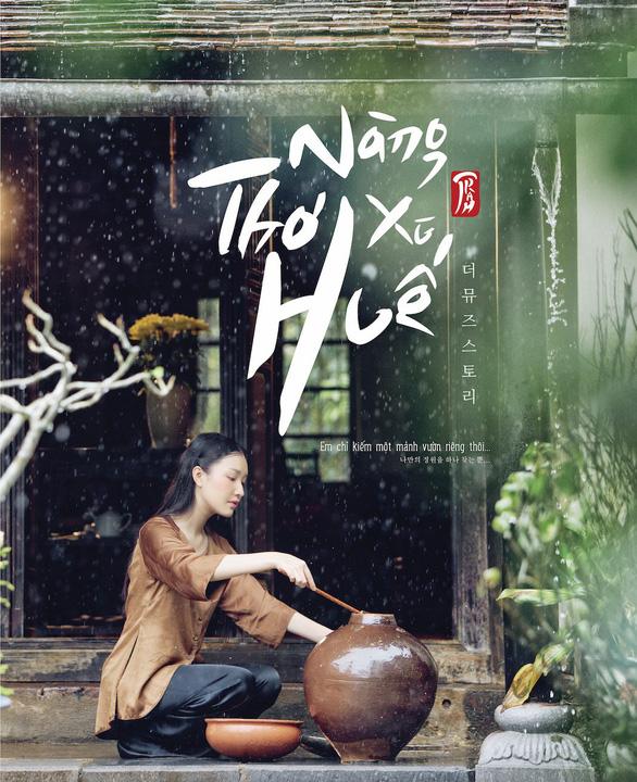 Thí sinh Hoa hậu Việt Nam làm Nàng thơ xứ Huế - Ảnh 3.