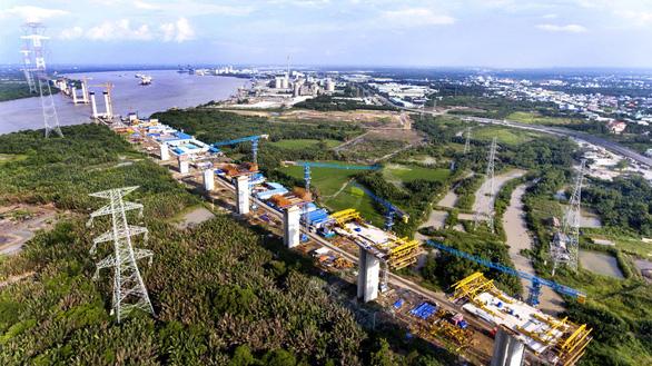 TP.HCM kiến nghị hoàn thành cao tốc Bến Lức - Long Thành trong năm 2021 - Ảnh 2.