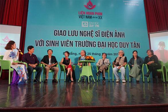 Đạo diễn Đặng Nhật Minh 'trả nợ' khán giả Đà Nẵng sau 30 năm - Ảnh 1.