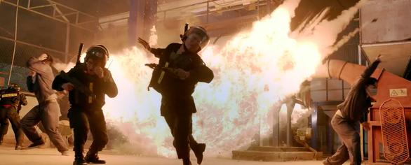 Choáng với trailer Lôi Báo, hành động cháy nổ không thua Hollywood - Ảnh 1.