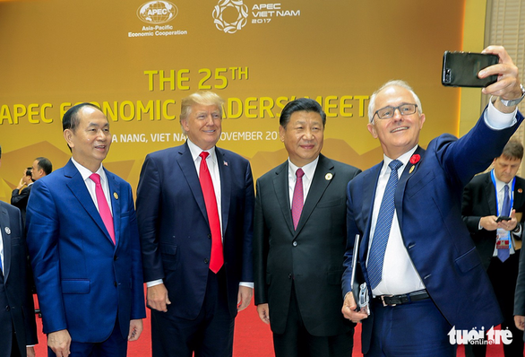 Những khoảnh khắc đáng nhớ của APEC 2017 - Ảnh 5.