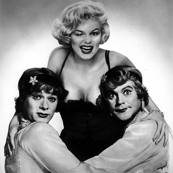 Marilyn Monroe - ma lực của sự hấp dẫn trong Some Like It Hot - Ảnh 11.
