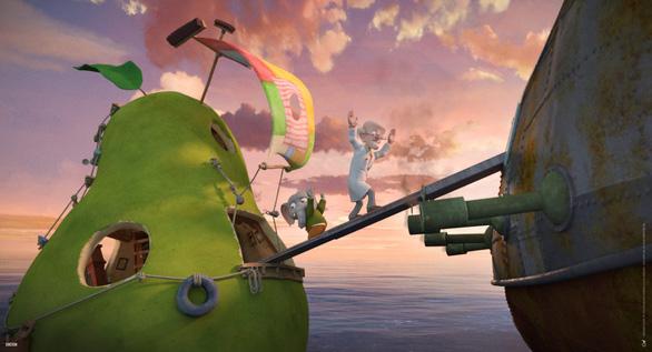 Cuộc phiêu lưu của quả lê khổng lồ được chuyển thể thành phim - Ảnh 3.