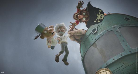 Cuộc phiêu lưu của quả lê khổng lồ được chuyển thể thành phim - Ảnh 7.