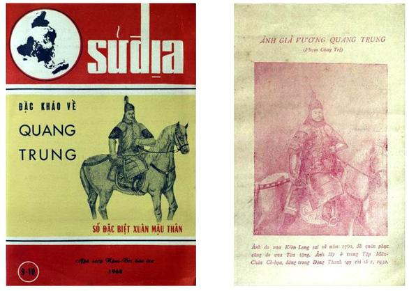 Đi tìm chân dung vua Quang Trung - Ảnh 2.