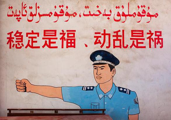 Trung Quốc điều tra dân số ở Tân Cương gồm cả thu thập ADN  - Ảnh 1.
