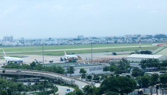 Thủ tướng giao Bộ GTVT phê duyệt điều chỉnh quy hoạch Tân Sơn Nhất - Ảnh 1.