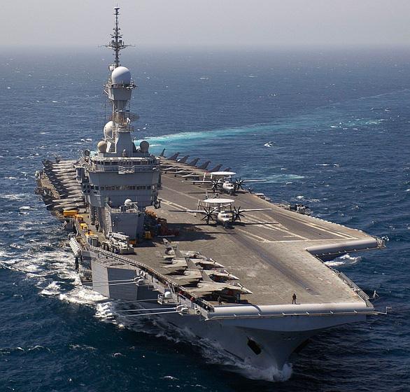Những quốc gia sở hữu tàu sân bay ít người biết - Ảnh 4.