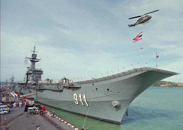 Những quốc gia sở hữu tàu sân bay ít người biết - Ảnh 2.