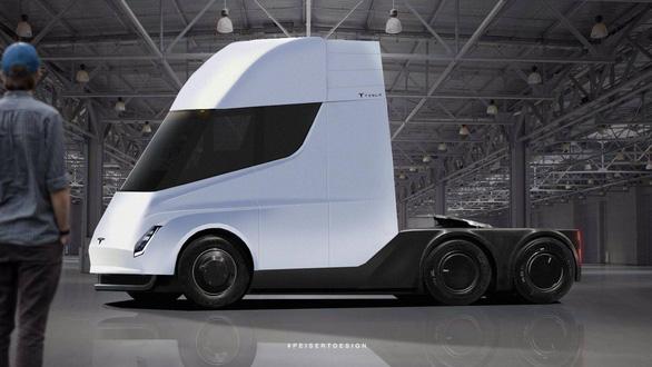Xe điện Tesla sạc 30 phút đi hơn 600km - Ảnh 1.