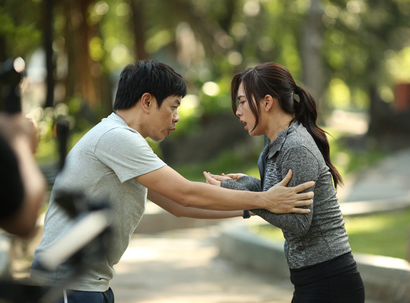Charlie Nguyễn và Thái Hòa tái ngộ với Chàng vợ của em - Ảnh 4.