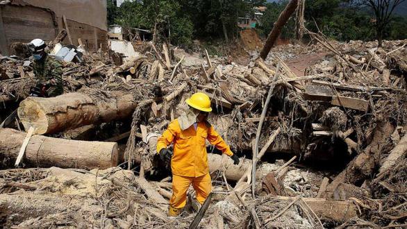 Điểm mặt thảm họa 2017 khiến thế giới mất 306 tỉ USD - Ảnh 2.