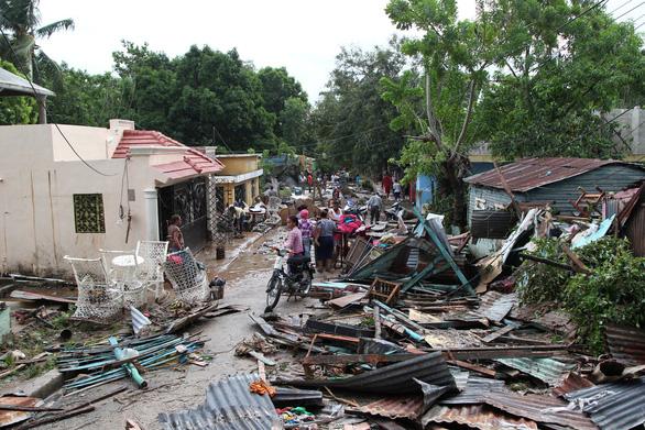 Điểm mặt thảm họa 2017 khiến thế giới mất 306 tỉ USD - Ảnh 9.