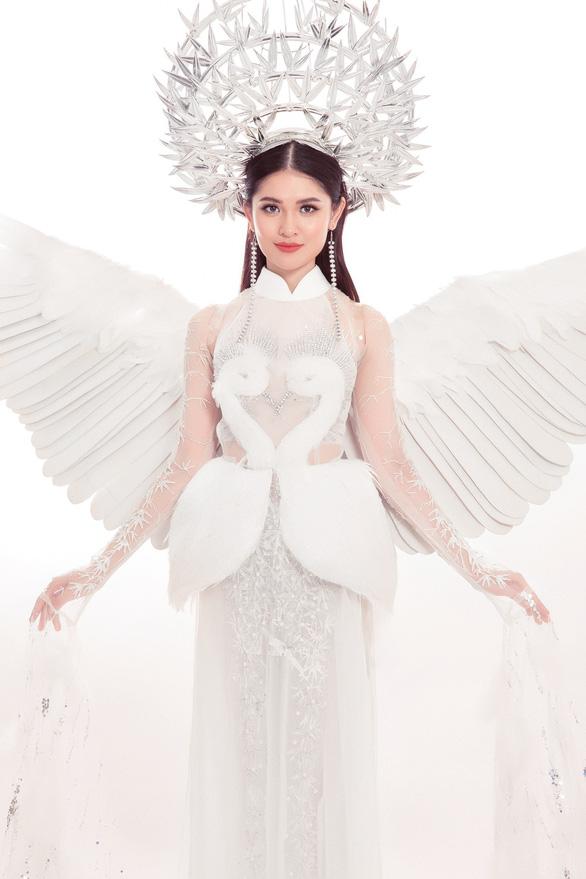 Ngắm trang phục dân tộc của Thùy Dung ở Miss International  - Ảnh 5.