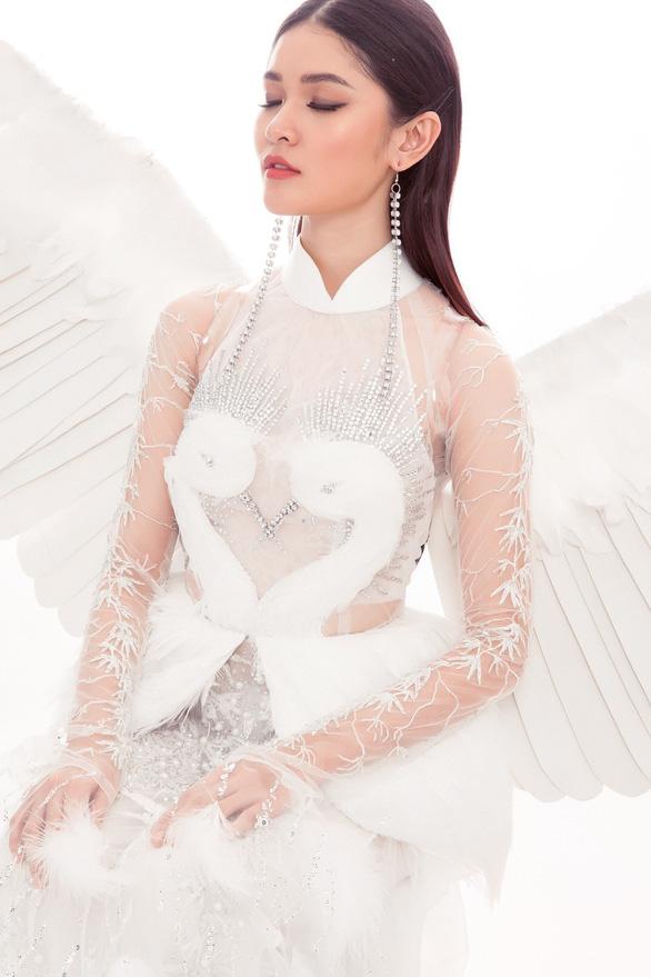 Ngắm trang phục dân tộc của Thùy Dung ở Miss International  - Ảnh 4.