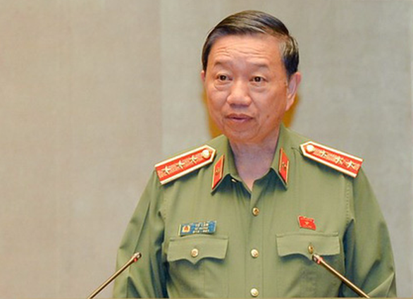 Bộ trưởng Tô Lâm: Không có lực cản trong tái cơ cấu Bộ Công an - Ảnh 1.