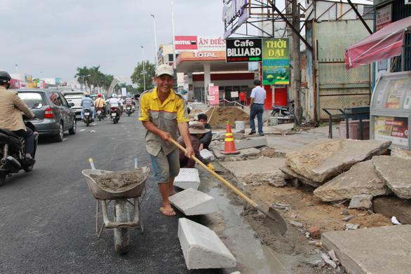 Đà Nẵng thông xe hầm chui đón APEC - Ảnh 5.