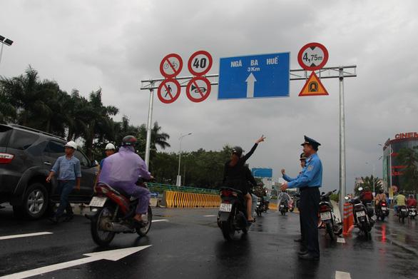 Đà Nẵng thông xe hầm chui đón APEC - Ảnh 2.