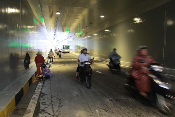Đà Nẵng thông xe hầm chui đón APEC - Ảnh 3.