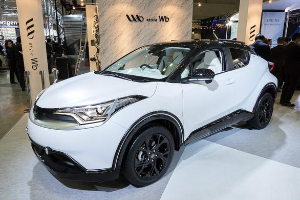Honda HR-V, Toyota C-HR... là các xe SUV mới tốt nhất - Ảnh 2.