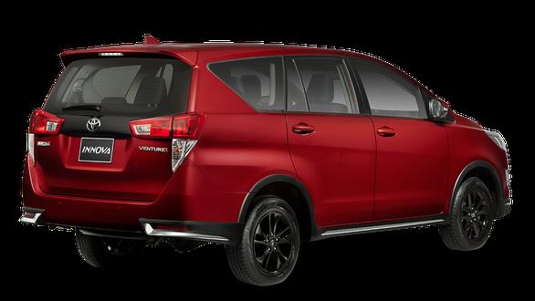 Toyota Innova Venturer giá 855 triệu ra mắt thị trường VN - Ảnh 2.