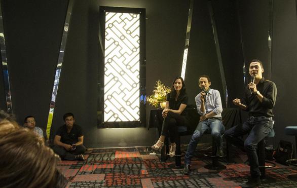 Khơi nguồn cảm hứng khởi đầu với vợ chồng đạo diễn Trần Anh Hùng - Ảnh 6.