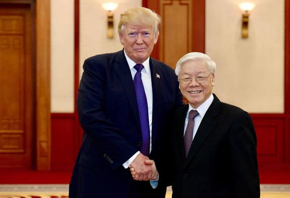 Nhóm nghị sĩ Mỹ: Quan hệ Việt - Mỹ hướng tới hòa bình, thịnh vượng khu vực - Ảnh 1.