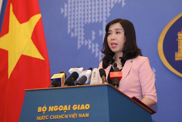 Mỹ tuyên bố Trung Quốc khiêu khích khi xâm phạm vùng biển Việt Nam - Ảnh 2.