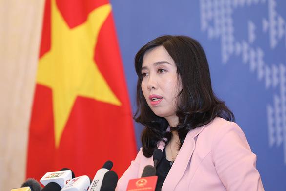 Việt Nam phản đối lệnh trừng phạt của Mỹ, khẳng định làm ăn minh bạch với Iran - Ảnh 1.
