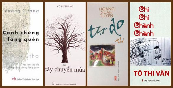 Giải thưởng Hội nhà văn Hà Nội: được mùa tiểu thuyết - mất mùa thơ - Ảnh 9.