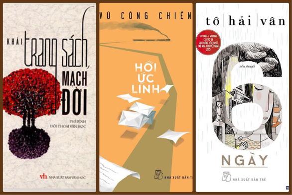 Giải thưởng Hội nhà văn Hà Nội: được mùa tiểu thuyết - mất mùa thơ - Ảnh 4.