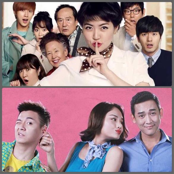 Phim Việt remake: truyền hình vượt điện ảnh - Ảnh 3.